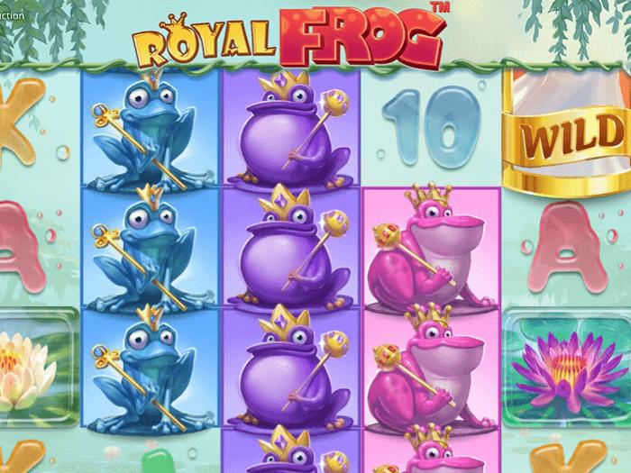 royal frog iframe