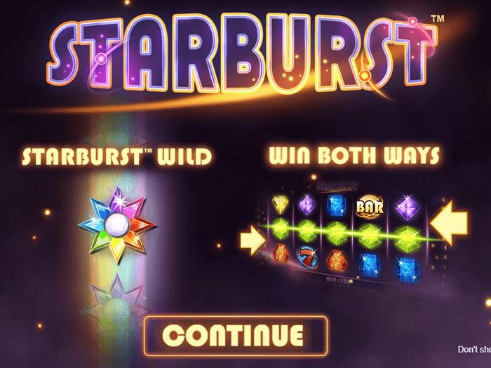 starburst iframe