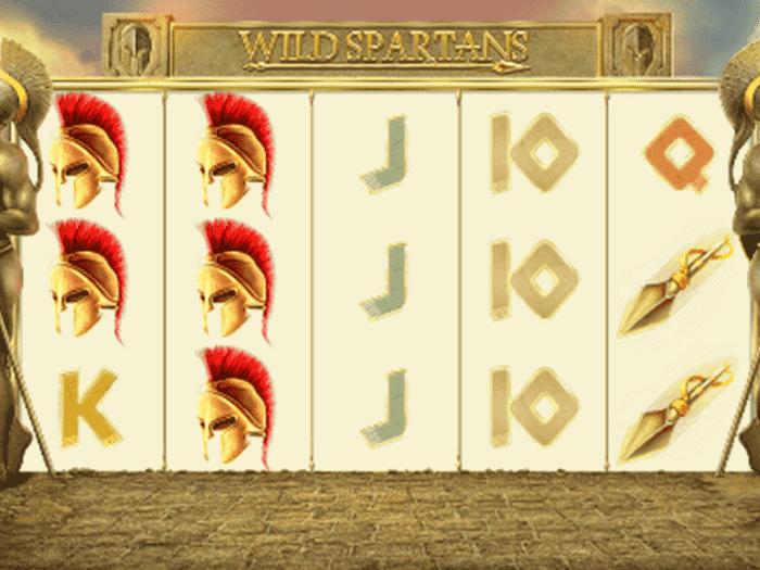 Wild Spartans iframe