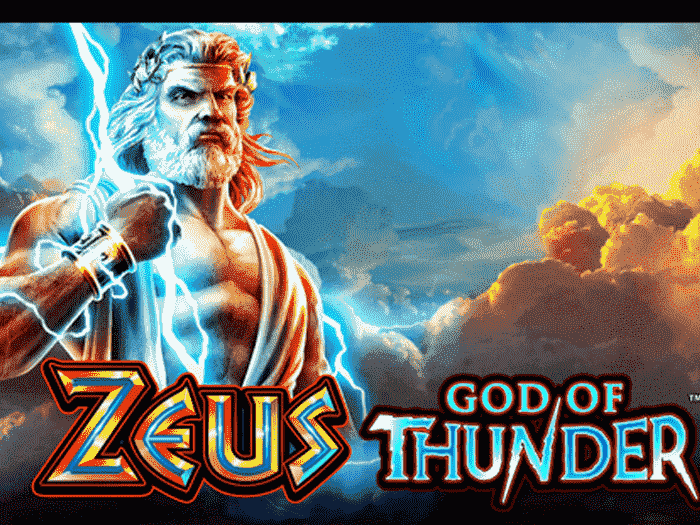 Zeus Gods of Thunder iframe