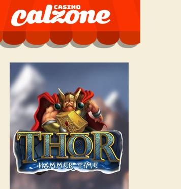 Thor Hammer Time på Casino Calzone!
