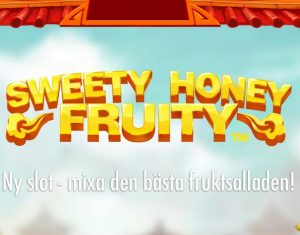 Nya Sweety Honey Fruity slot