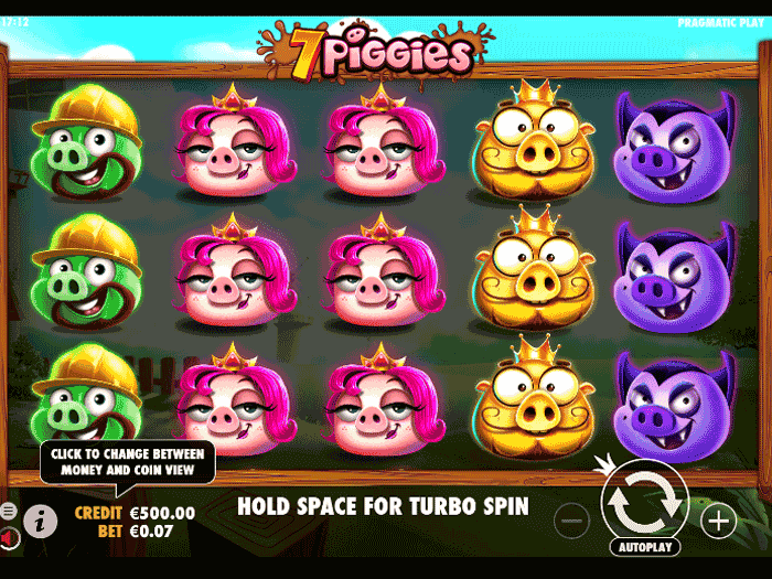 7 Piggies iframe