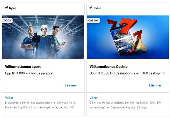 Öppna sista adventsluckan på NordicBet!