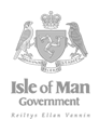 Government of Isle of Man logo